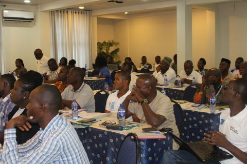 CSO'S CAPACITIES BUILT ON ADVOCACY AND POLICY INFLUENCING